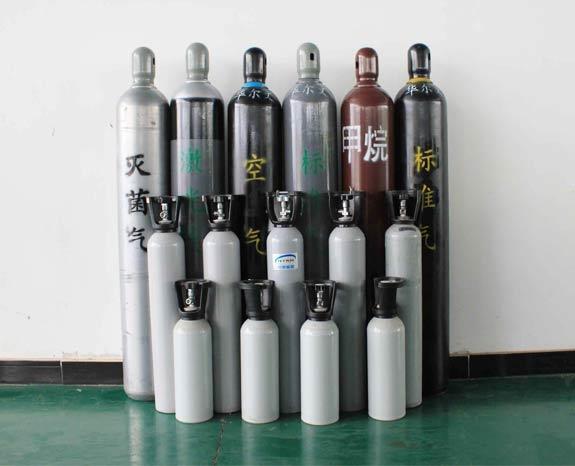 实验室常用气体