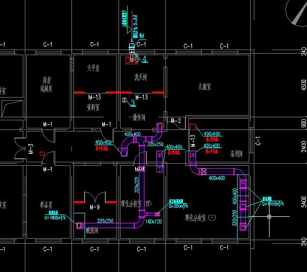 检测中心项目图纸2