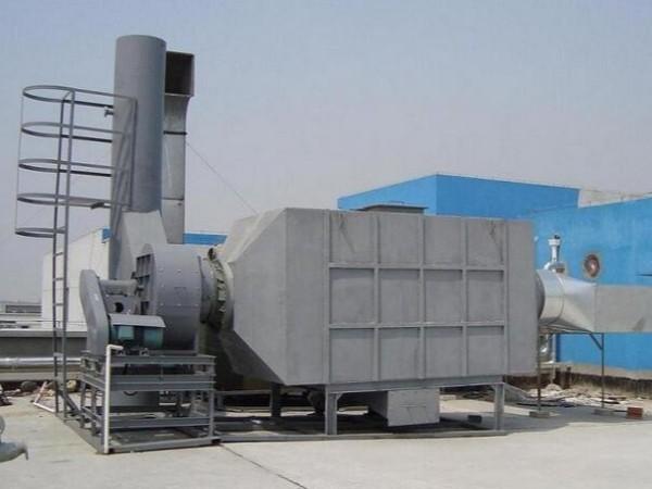 活性炭吸附箱的工作原理