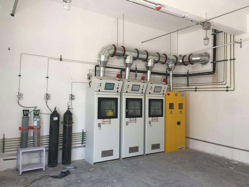 实验室供气2