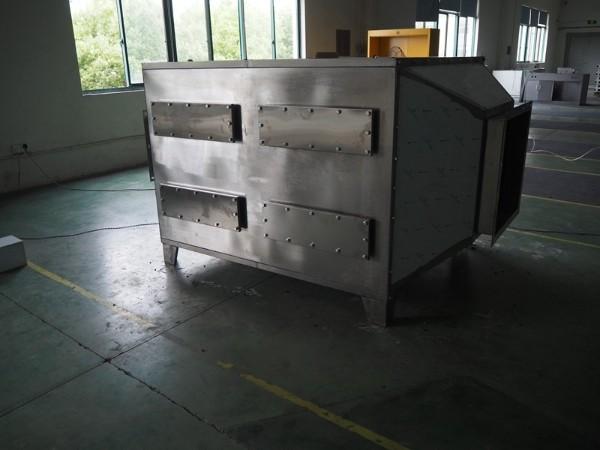 碳钢活性炭吸附箱