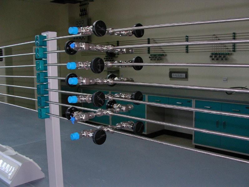 实验室用气种类和供气方式