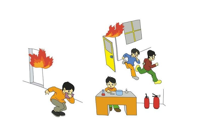 实验室防火