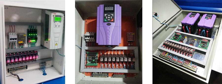 ABB变频系统