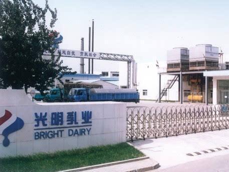 上海光明乳业