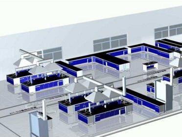 实验室用房及区域简介